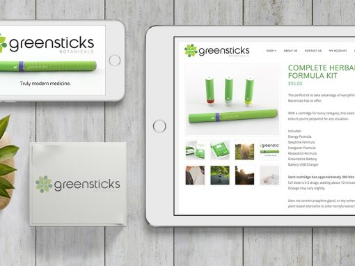 Greensticks Botanicals